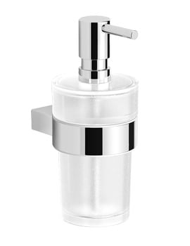 Essential Urban Glass Soap Dispenser With Pump Head