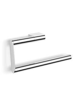 Essential Urban Chrome Plated Towel Ring