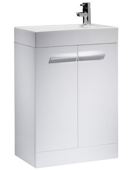 Tavistock Kobe 560mm Freestanding Vanity Unit With Basin