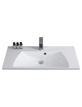 Roper Rhodes Cypher 800mm Isocast Gelcoat Basin For Furniture