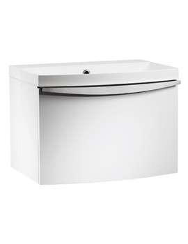 Roper Rhodes Serif 600mm 1 Drawer Wall Hung Unit With Basin