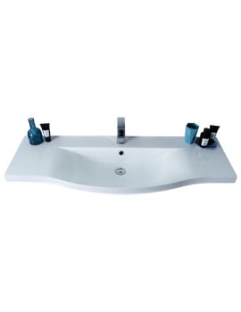 Roper Rhodes Serif 1200mm Isocast Gelcoat Basin For Furniture