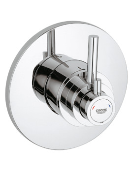 Grohe Avensys Modern Dual Control Thermostatic Shower Mixer Valve
