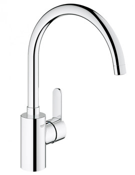 Grohe Eurostyle High Spout Cosmopolitan Sink Mixer Tap Chrome