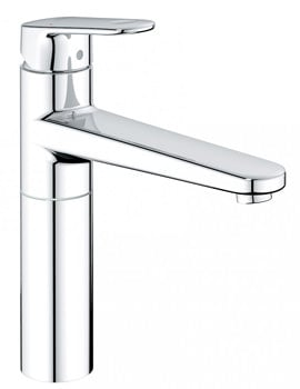 Grohe Europlus 1/2 Inch Sink Mixer Tap Chrome