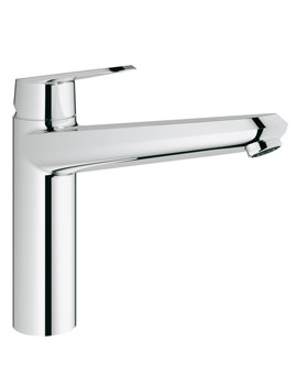 Grohe Eurodisc Low Spout Cosmopolitan Sink Mixer Tap Chrome
