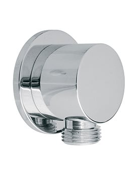 Vado Elements Wall Outlet Chrome