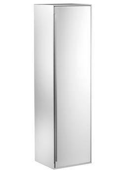 Roper Rhodes Vista 330 x 1220mm Gloss White Tall Storage Unit