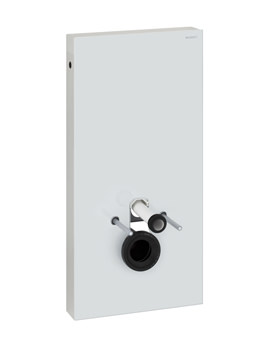 Geberit Umbra Monolith Sanitary Module With Outlet Pipe Connection