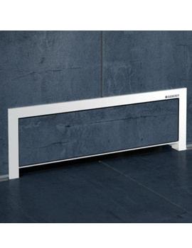 Geberit Ready-to-fit Set For Shower Frame For Customisation