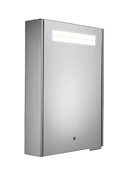 Roper Rhodes Touch 515mm Single Door Illuminated Demister Cabinet