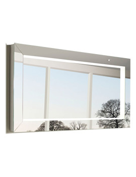 Roper Rhodes Affinity 1200mm Fluorescent Illuminated Mirror