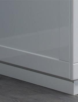 Roper Rhodes 685mm White Bath End Panel Plinth