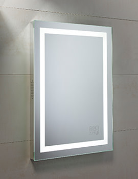 Roper Rhodes Encore 500mm Illuminated Bluetooth Mirror