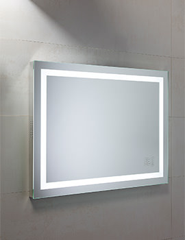 Roper Rhodes Beat 800mm Illuminated Bluetooth Mirror