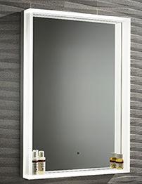 Roper Rhodes Aura 500mm Framed Edged Illuminated Mirror