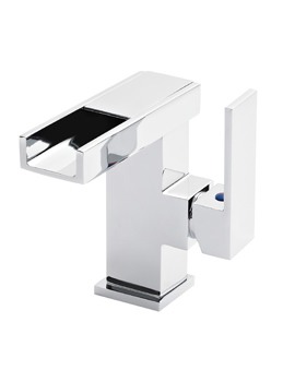 Beo Blade LED Side Action Cloakroom Mono Basin Mixer Tap