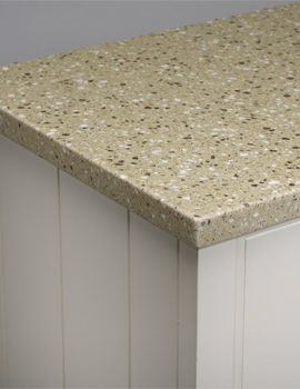 Roper Rhodes Strata 1820mm Jurassic Solid Surface Worktop