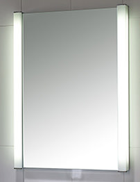 Roper Rhodes Evolve 550mm Fluorescent Illuminated Mirror