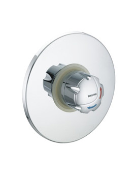 Bristan Gummers Opac Concealed Shower Valve With Handle