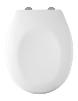 Tavistock Verve Thermoset Toilet Seat With Swivel Hinges