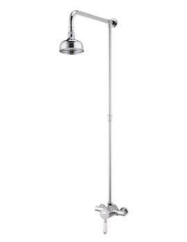 Bristan Colonial2 Shower Valve With Rigid Riser Rail