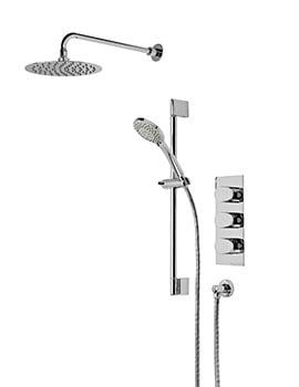 Roper Rhodes Stream Concealed Dual Function Shower Set