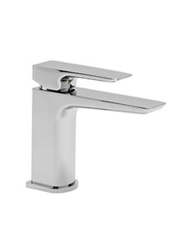 Roper Rhodes Elate Basin Mixer Tap With Click Waste