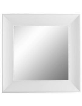 Roper Rhodes Provence 700 x 700mm White Finish Framed Mirror