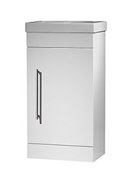 Roper Rhodes Esta 450mm White Cloakroom Unit And 460mm Basin