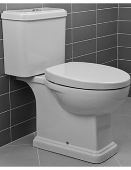 Essential Iris Close Coupled WC Pack