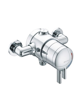 Bristan Gummers Stratus Exposed Shower Valve