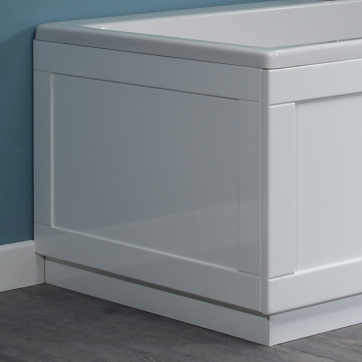 Roper Rhodes 800 Series 700mm White Bath End Furniture Panel