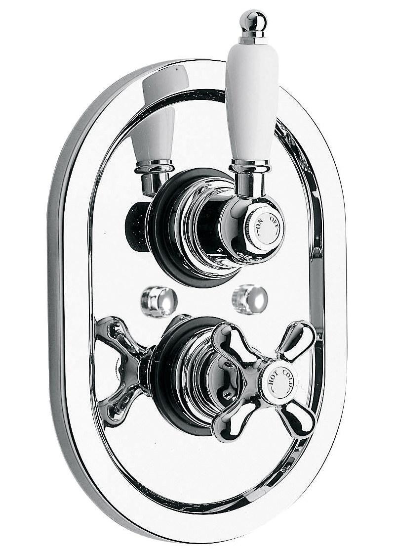 vado westbury chrome concealed thermostatic shower valve. Black Bedroom Furniture Sets. Home Design Ideas
