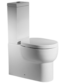 Roper Rhodes Zest Close Coupled WC With Cistern And Seat 650mm