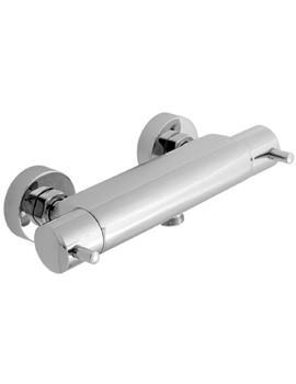Vado Celsius Wall Mounted Exposed Thermostatic Shower Valve 1/2 Inch