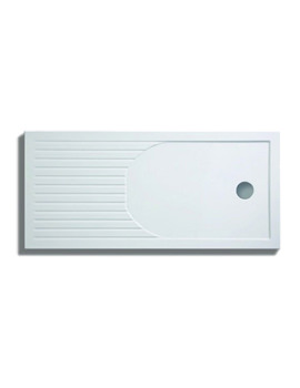 Lakes Rectangular Shower Tray 1700 x 800mm With 90mm Waste