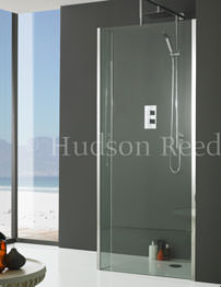 Hudson Reed Wetroom Screen 1400mm Wide And 1950mm High