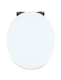 Twyford Encore Toilet Seat And Cover With Soft Closing Mechanism