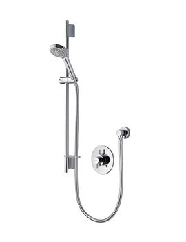 Aqualisa Aspire DL Concealed Thermostatic Shower With 105mm Harmony Head
