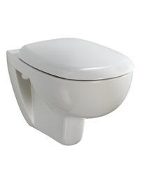 Twyford Quinta Wall Hung WC Pan 575mm