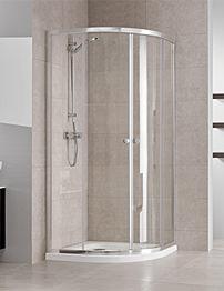 Twyford T4 Quadrant Shower Enclosure 900 x 900mm