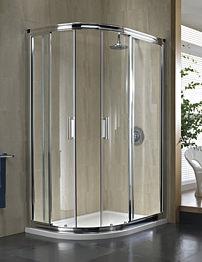 Twyford Hydr8 Offset Quadrant Shower Enclosure 1000 x 800mm