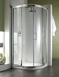 Twyford Hydr8 Quadrant Shower Enclosure 800 x 800mm