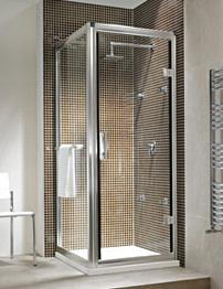 Twyford Hydr8 Hinge Shower Door 900mm