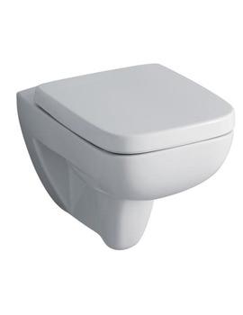Twyford Galerie Plan Wall Hung 360 x 540mm Toilet
