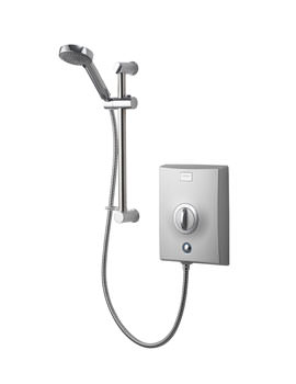 Aqualisa Quartz 10.5kW Electric Shower With Adjustable Head