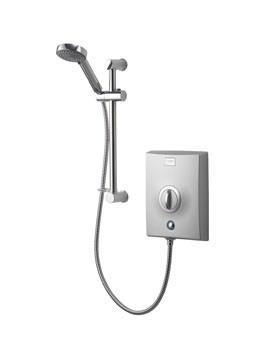 Aqualisa Quartz 9.5kW Electric Shower Chrome