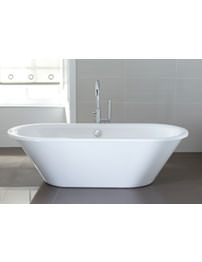 April Haworth Thermolite Skirted Freestanding Bath