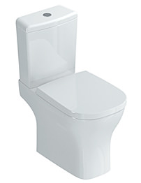 Ideal Standard Softmood Close Coupled WC With Dual Flush Cistern
